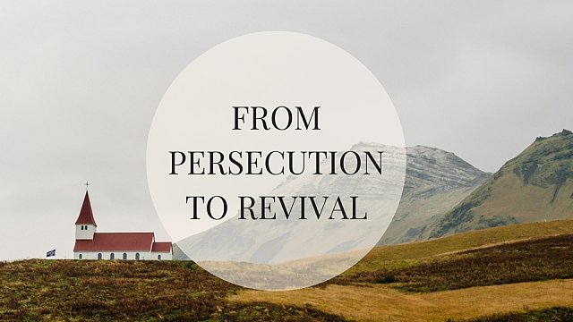 From Persecution to Revival: The Church in Romania